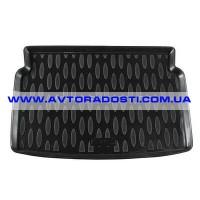 Коврик в багажник для Peugeot 207 '06-12, полиуретановый (Aileron)
