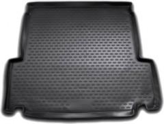 Novline Коврик в багажник для BMW 3 E91 '05-11 универсал, полиуретановый (Novline) черный
