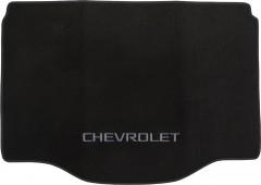 Коврик в багажник для Chevrolet Tracker '13-, текстильный черный