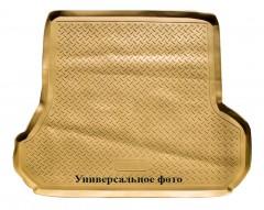 Коврик в багажник для Suzuki Grand Vitara '06- (5 дверей), полиуретановый (Novline / Element) бежевый