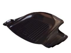 L.Locker Коврик в багажник для ГАЗ 3110 Волга, резино/пластиковый (Lada Locker)