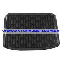 Коврик в багажник для Peugeot 308 '08-13 хетчбэк, полиуретановый (Aileron)