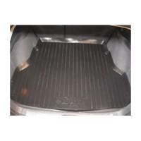 Коврик в багажник для Toyota Avensis '03-08 универсал, резино/пластиковый (Lada Locker)