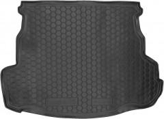 Коврик в багажник для Mazda 6 '02-08 седан, резиновый (AVTO-Gumm)