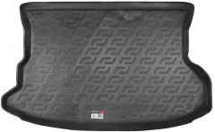 Коврик в багажник для Hyundai Tucson '03-09, резиновый (Lada Locker)