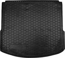 Коврик в багажник для Acura MDX '14-, резиновый (AVTO-Gumm)
