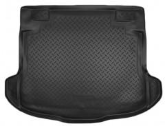 Коврик в багажник для Honda CR-V '06-12, полиуретановый (NorPlast) черный