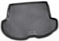 Коврик в багажник для Infiniti FX '03-08, полиуретановый (Novline / Element) черный