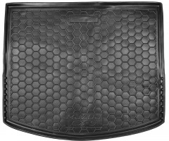 Коврик в багажник для Mazda CX-5 '12-17, резиновый (AVTO-Gumm)