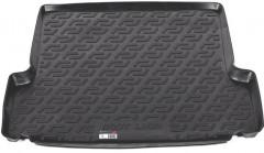 Коврик в багажник для BMW 3 E91 '05-11 универсал, резиновый (Lada Locker)