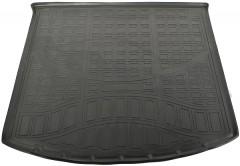 Коврик в багажник для Opel Antara '07-, полиуретановый (Norplast)
