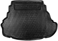 Коврик в багажник для Toyota Camry V50/55 2011 - 2017 (2.5 и 3.5L), резино/пластиковый (Lada Locker)