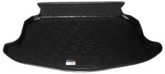 Коврик в багажник для Geely Emgrand EC7-RV '11- хетчбэк, резино/пластиковый (Lada Locker)