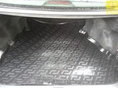 Коврик в багажник для Toyota Camry V30 '02-06, резино/пластиковый (Lada Locker)