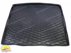 Коврик в багажник для Renault Duster '10-18 (4WD), резиновый (Lada Locker)