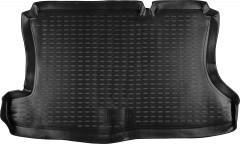 Коврик в багажник для Ford Fusion '02-12, полиуретановый (Novline / Element) черный