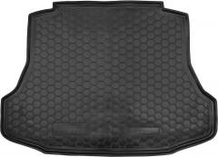 Коврик в багажник для Honda Civic 4D '06-12, резиновый (AVTO-Gumm)