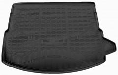 Коврик в багажник для Land Rover Discovery Sport '14-, полиуретановый черный (Nor-Plast)