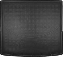 Коврик в багажник для BMW X1 F48 '15-, полиуретановый (NorPlast) черный
