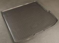 Коврик в багажник для Honda Pilot '08- (длинный), полиуретановый (NorPlast) черный