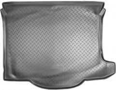 Коврик в багажник для Mazda 3 '04-09 седан, полиуретановый (NorPlast) черный