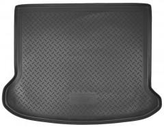 Коврик в багажник для Volvo XC 60 '09-17, полиуретановый (NorPlast) черный