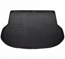 Коврик в багажник для Lexus NX '14-, полиуретановый черный (Nor-Plast)