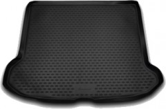 Коврик в багажник для Volvo XC 60 '09-17, полиуретановый (Novline / Element) черный
