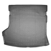 Коврик в багажник для Lifan 720 '12-, полиуретановый черный (Nor-Plast)