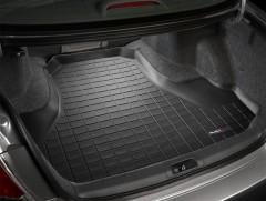 Коврик в багажник для Honda Accord 8 '08-13 USA, резиновый (WeatherTech) черный