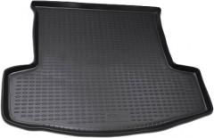 Коврик в багажник для Chevrolet Captiva '11-, длинный, полиуретановый (Novline / Element) черный