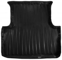 Коврик в багажник для Toyota Hilux '10-15, резино/пластиковый (Lada Locker)