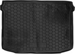 Коврик в багажник для Mitsubishi ASX '10-, резиновый (AVTO-Gumm)