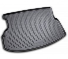 Коврик в багажник для Ford Maverick '01-, полиуретановый (Novline / Element) черный