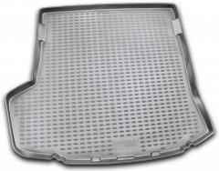 Коврик в багажник для Toyota Corolla '07-12, полиуретановый (Novline / Element) серый