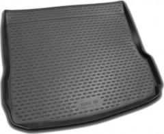 Novline Коврик в багажник для Audi Q5 '08-17, полиуретановый (Novline) черный