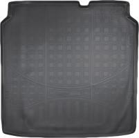 Коврик в багажник для Citroen C4 '13- седан, резино/пластиковый (Norplast)