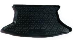 Коврик в багажник для Toyota Verso '09-, резино/пластиковый (Lada Locker)