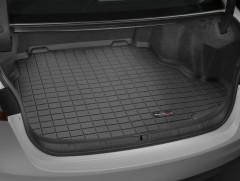 Коврик в багажник для Toyota Avalon '13-, резиновый (WeatherTech) черный