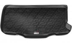 Коврик в багажник для Fiat 500 '08-, резиновый (Lada Locker)
