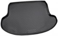 Коврик в багажник для Infiniti FX (QX70) '09-, полиуретановый (Novline / Element) черный