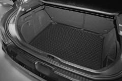 Коврик в багажник для Ford Mondeo '01-07 универсал, полиуретановый (Novline / Element) черный