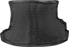 Коврик в багажник для Nissan X-Trail '01-07, резиновый (Lada Locker)