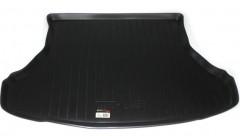 Коврик в багажник для Lada (Ваз) Калина (Ваз) 1118 '04-13, резиновый (Lada Locker)