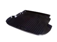 Коврик в багажник для Toyota Corolla '02-07 универсал, резино/пластиковый (Lada Locker)