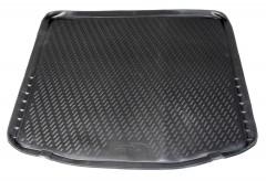 Коврик в багажник для Ford Focus 3 (III) '11- седан, полиуретановый (Novline / Element) черный EXP.CARFRD00002