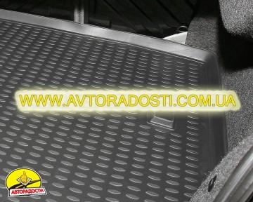 Коврик в багажник для BMW 5 F10 '10-16, седан, полиуретановый (Novline / Element)