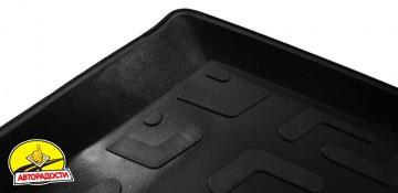 Коврик в багажник для Audi A3 '04-12, резино/пластиковый (Lada Locker)