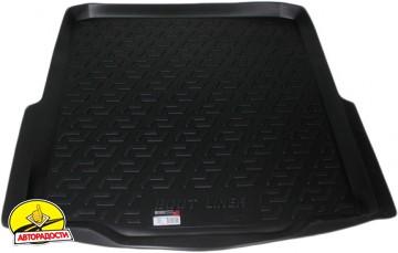 Коврик в багажник для Skoda Superb '09-14 седан, резино/пластиковый (Lada Locker)