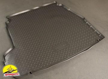 Коврик в багажник для Hyundai Sonata '10-15, полиуретановый (NorPlast) черный